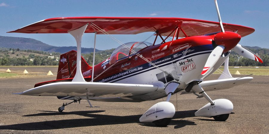 PITTS S1-SE